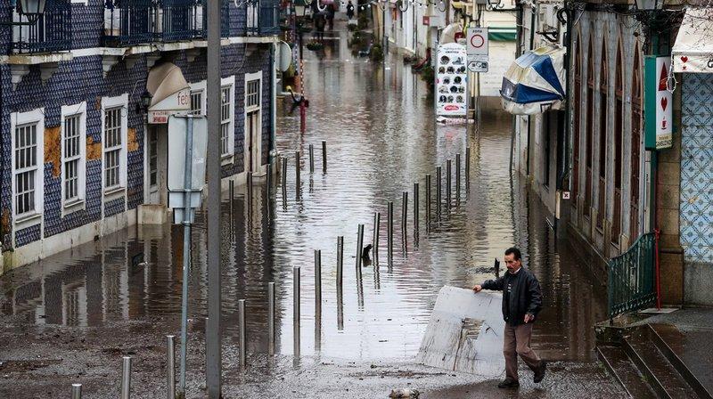 Intempéries: les tempêtes Elsa et Fabien ont fait au moins neuf morts en Europe