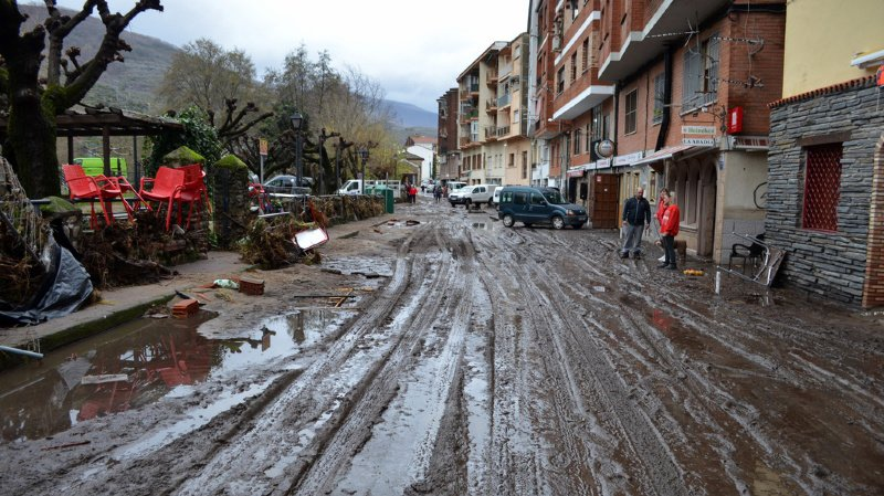 La tempête Elsa fait trois morts en Espagne et un disparu en France