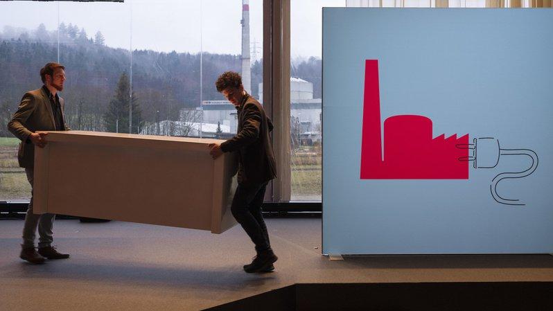 Nucléaire: les travaux de désaffectation de Mühleberg devraient durer 15 ans et coûter 3 milliards