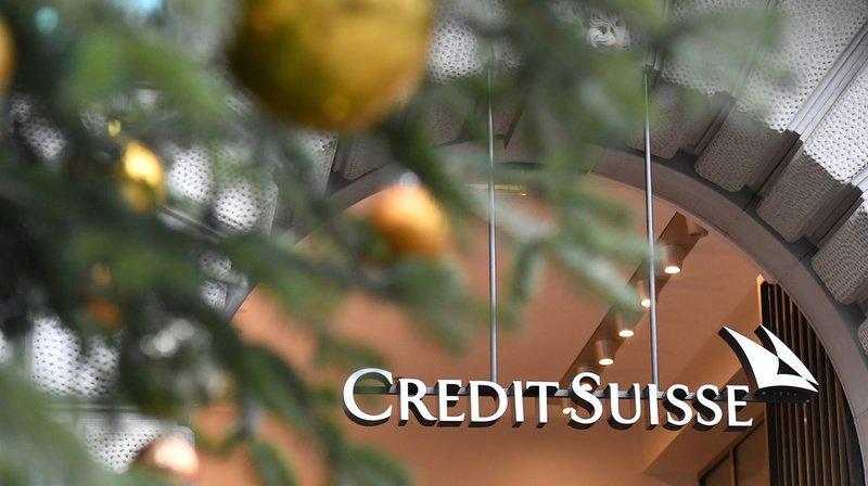 Banques: Credit Suisse confirme un deuxième cas de surveillance