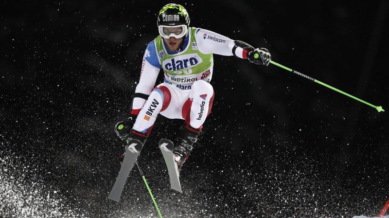 Ski alpin: Justin Murisier termine 8e du géant parallèle d'Alta Badia, remporté par Windingstad