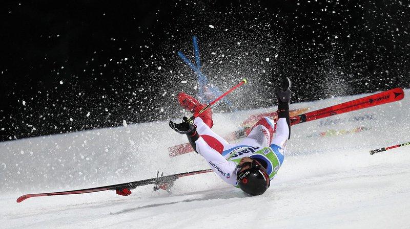 Mauro Caviezel s'est blessé lundi dernier.