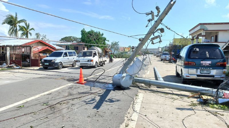 Philippines: le bilan du typhon Phanfone grimpe à 28 morts et pourrait s'alourdir