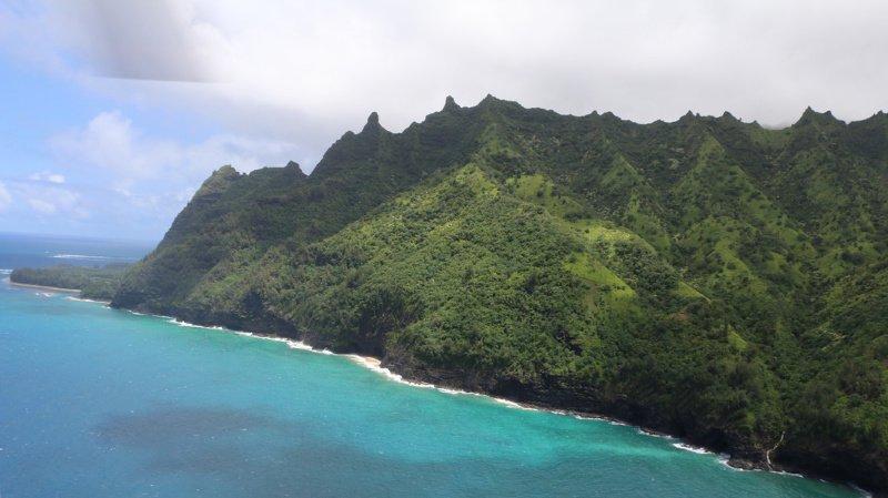 Une famille suisse tuée dans le crash d'un hélicoptère à Hawaï