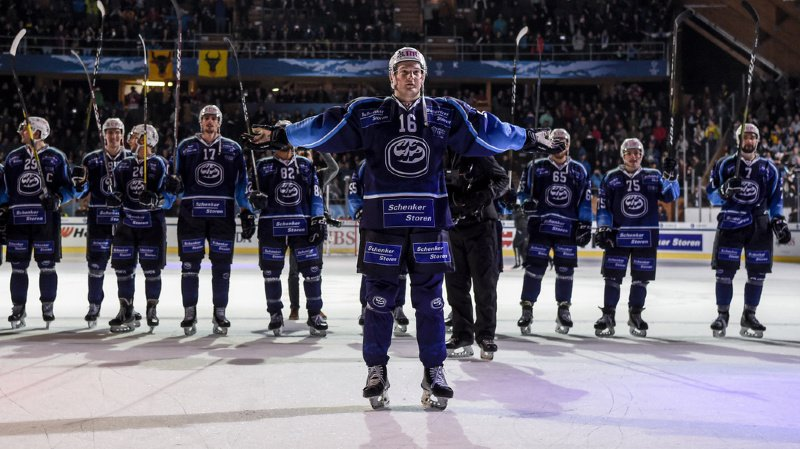 Hockey – Coupe Spengler: Ambri-Piotta affrontera les Tchèques d'Ocelari Trinec