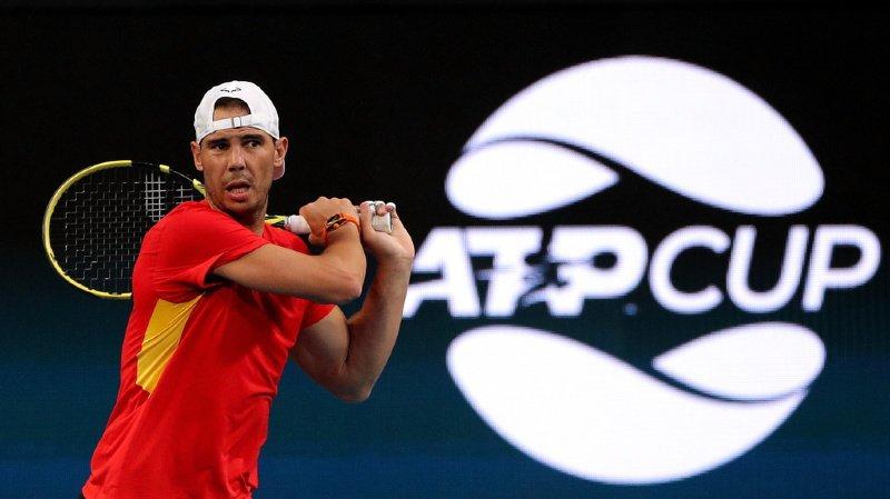 Tennis – ATP Cup: nouvelle compétition par équipes et appel à une fusion avec la Coupe Davis