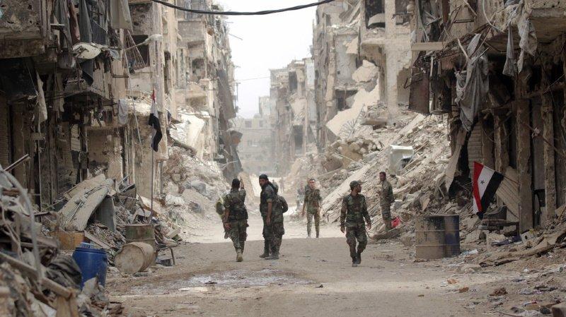 Le conflit en Syrie a fait plus de 370'000 morts depuis 2011.