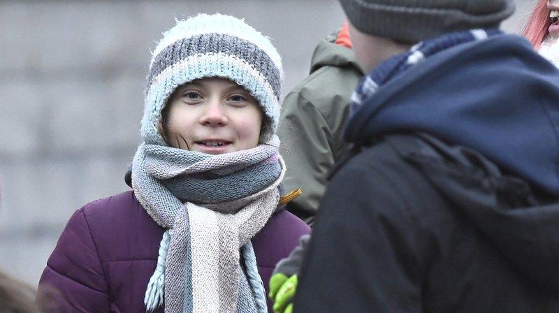 Grève du climat: Greta Thunberg manifestera à Lausanne le 17 janvier