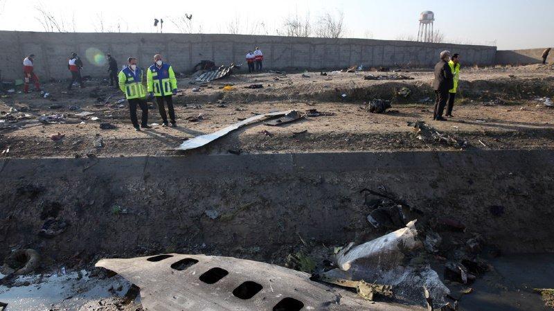 Crash d'un Boeing 737 en Iran: la plupart des 176 victimes se rendaient au Canada
