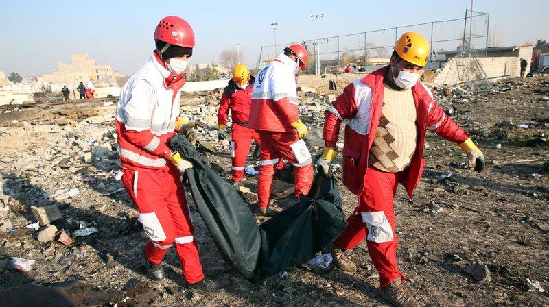 Crash du Boeing à Téhéran: le Canada affirme que l'avion a été abattu par un missile iranien