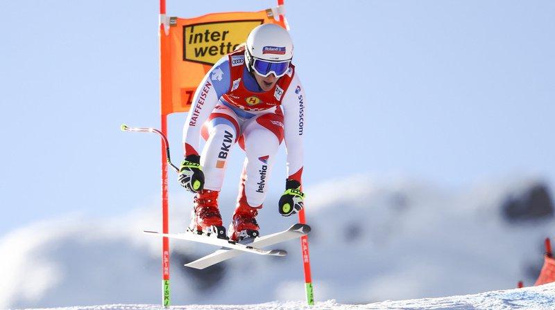 Ski alpin: 3 Suissesses dans le top 10 lors du 2e entraînement de la descente de Zauchensee