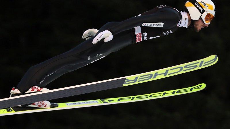 Saut à ski: le Vaudois Killian Peier 21e d'un concours gagné par Karl Geiger