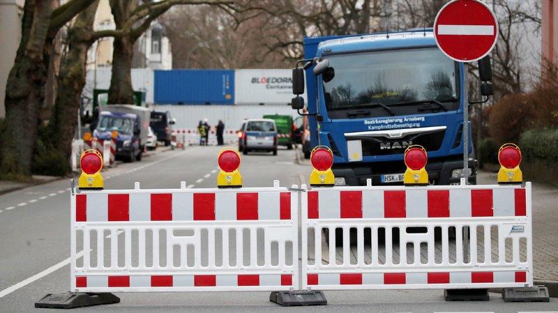Allemagne: deux bombes de la Deuxième guerre mondiale désamorcées à Dortmund