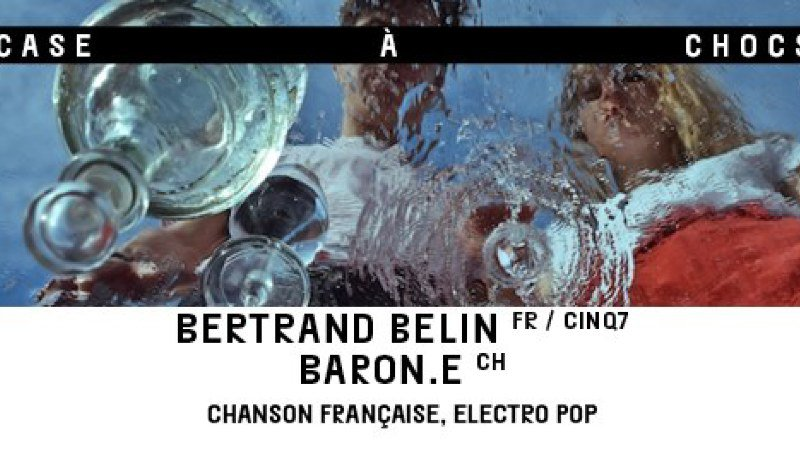 Bertrand Belin /// Baron'e