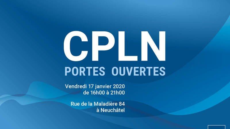 Portes ouvertes 2020 au CPLN