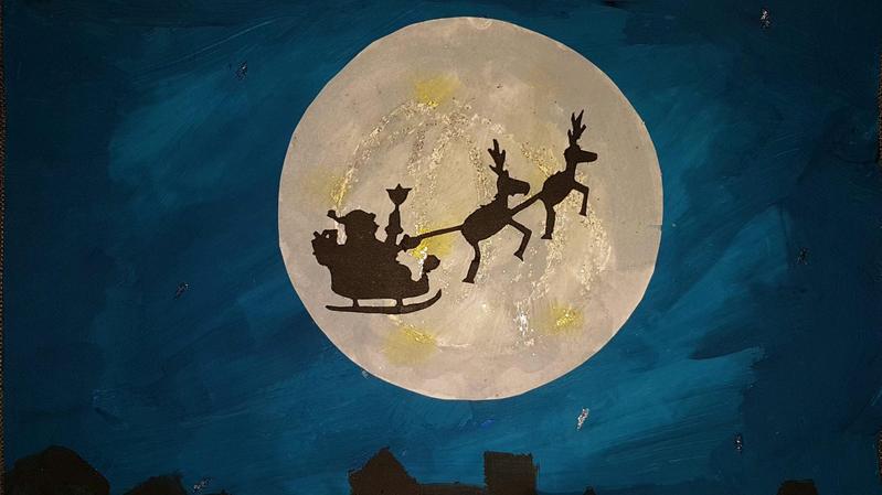 Découvrez les dessins de Noël de nos (jeunes) lecteurs