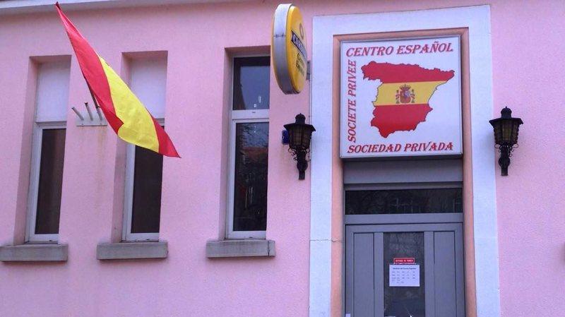 Cambriolage au Centre espagnol à La Chaux-de-Fonds