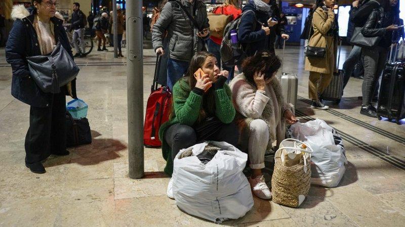 Grève décisive pour Macron