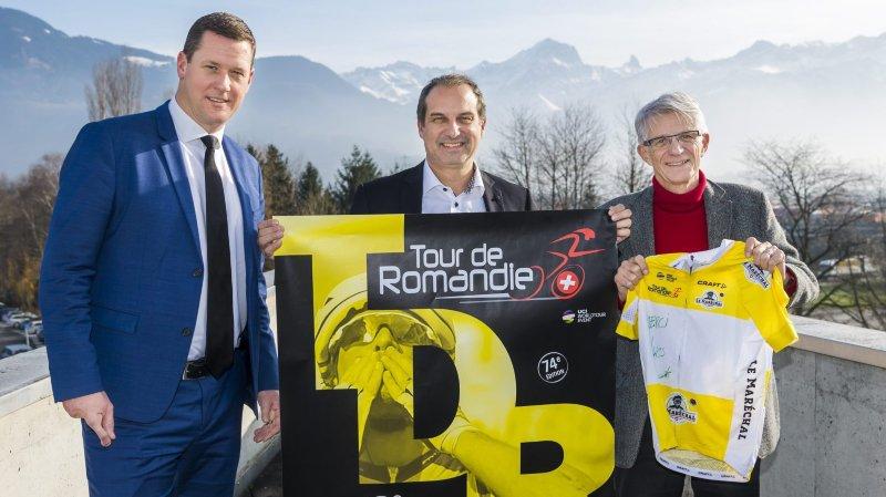 Vers un Tour de Romandie «mondial» en 2020