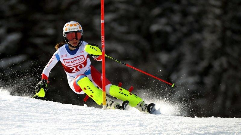 La Neuvevilloise Amélie Klopfenstein a été sélectionnée pour les Mondiaux juniors