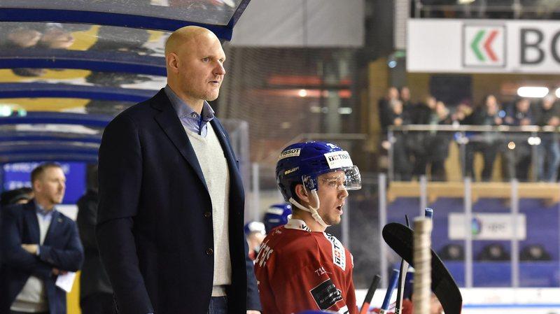 Mikael Kvarnström «ne regrette pas» son expérience au HCC