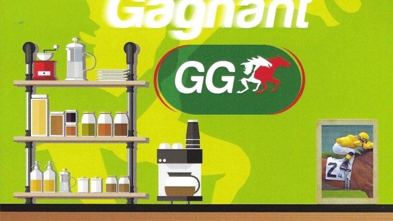 Galop Gagnant, mise en scène de Roger Alain
