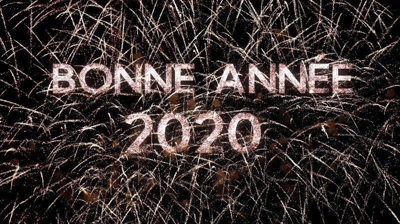 Vœux de fin d'année 2019-2020