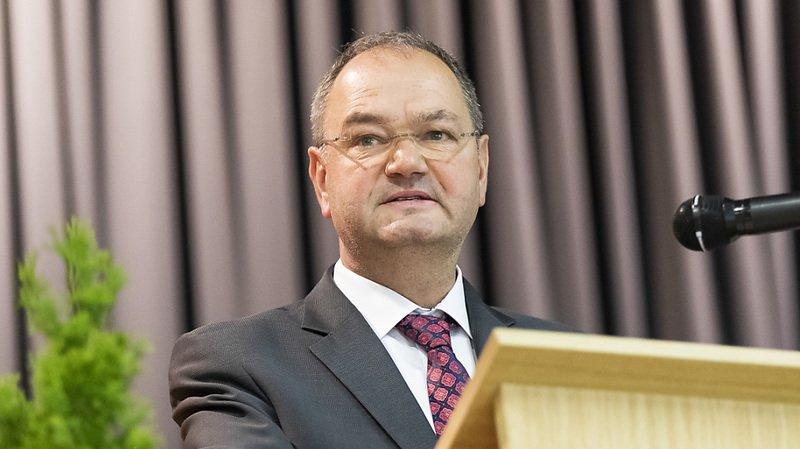 Vaud: l'élu UDC Yves Ravenel démissionne du Grand Conseil
