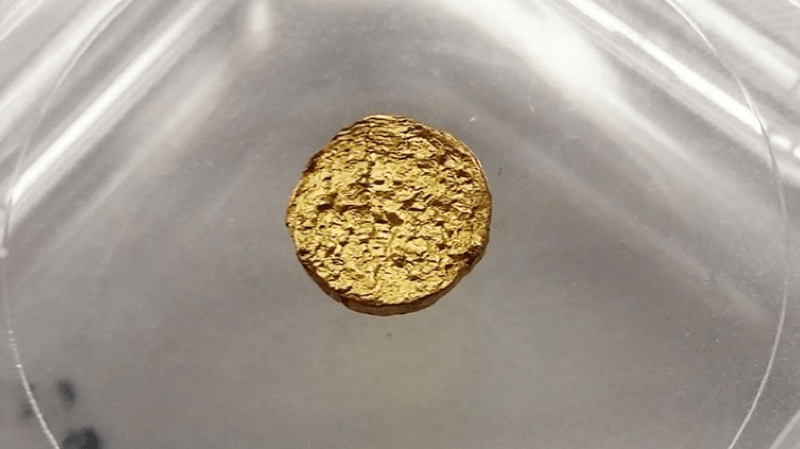 L'or léger développé par l'EPFZ est utilisable pour des montres, des bijoux ou l'électronique.