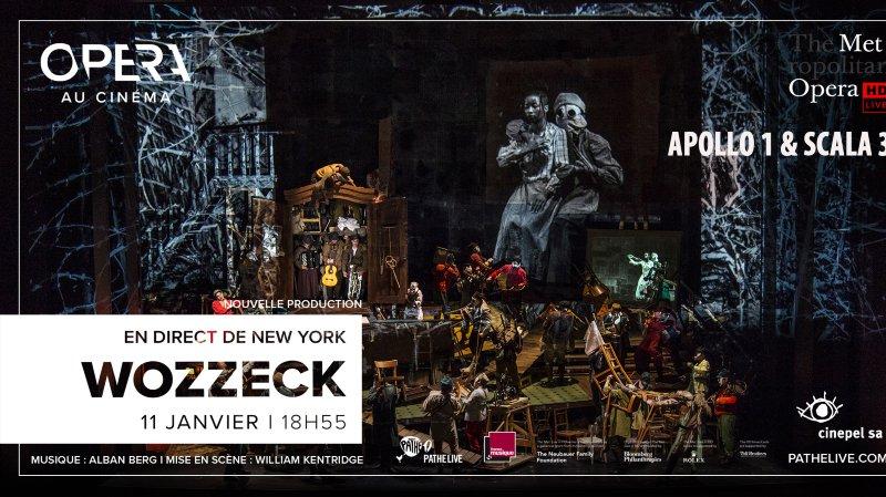 Opéra au cinéma : Wozzek