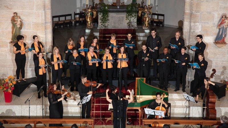 Didon et Enée par l'Ensemble Vocal Cantamabile