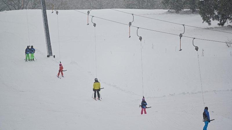 On skie à La Corbatière et aux Savagnières