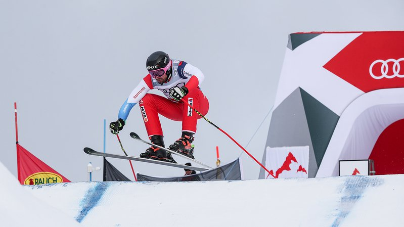 Skicross: le Bernois Ryan Regez vainqueur à Schruns, Fanny Smith 7e