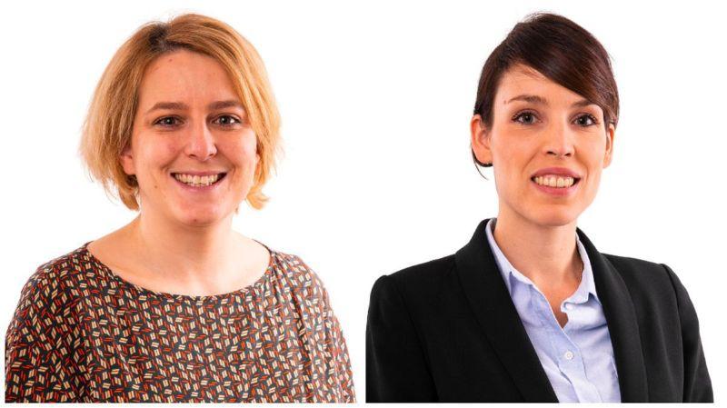 Julie Hirsch et Aline Meier officieront en qualité de juges au Tribunal régional des Montagnes et du Val-de-Ruz à La Chaux-de-Fonds.