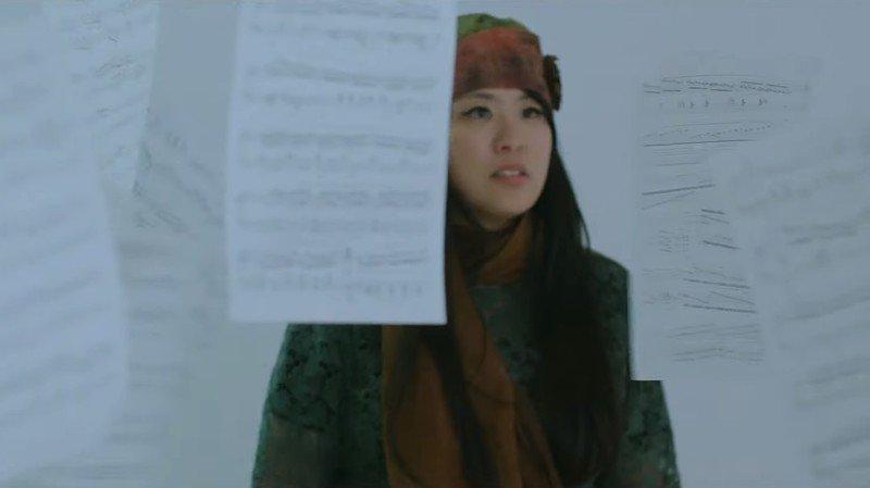 """HJ Lim interprète une version """"tourmentée"""" d'une ballade de Chopin."""