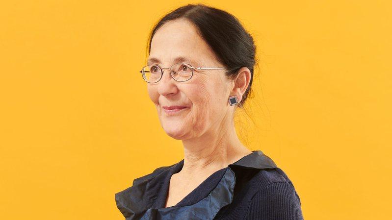 Marion Graf recevra son prix le 13 février à Berne.