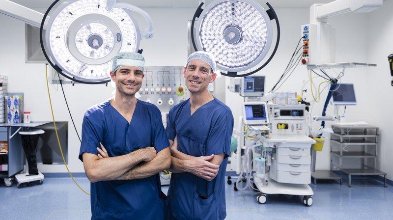 Le département d'orthopédie étend ses prestations