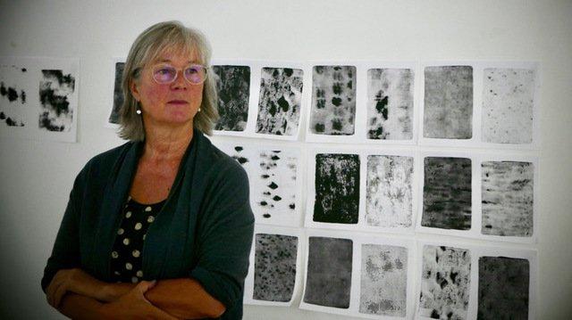 L'artiste chaux-de-fonnière Catherine Louis grandement inspirée par l'ambiance de Gênes
