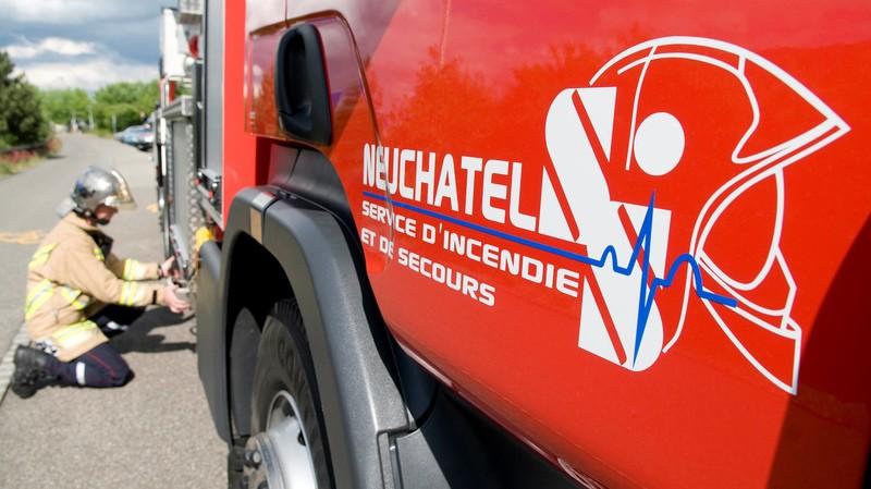 Nouveau feu de forêt, cette fois-ci à Rochefort