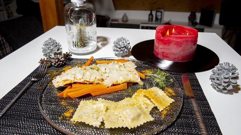 Ma recette de Noël: des truites épicées comme vous voudrez!
