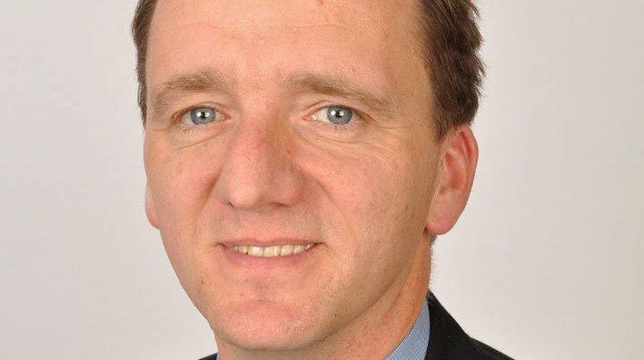 Le député-maire UDC Romain Schaer est candidat à l'élection complémentaire au Gouvernement jurassien.