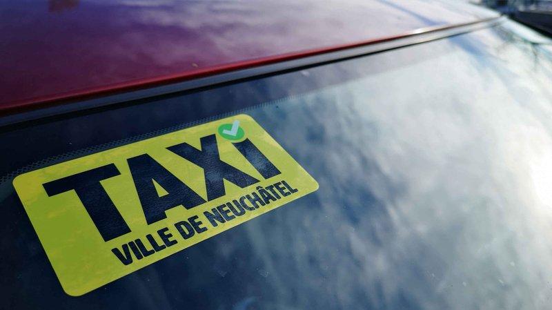 Les 65 véhicules des quatorze différentes compagnies de taxi arboreront désormais un logo distinctif.