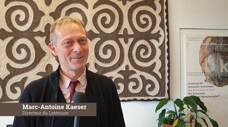 Les vœux de fin d'année de Marc-Antoine Kaeser et Gil Terra