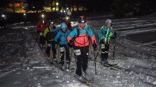 La Grimpette de la Bosse devrait pouvoir se faire à skis