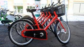 Vélos en libre-service: c'était la saison du changement dans le canton