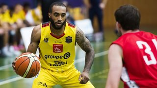 Union Neuchâtel affrontera Massagno sans son top-scorer Marquis Jackson
