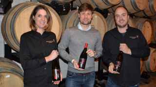 Auvernier: Neuchâtel Xamax inaugure son propre vin