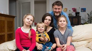 Etablie depuis 11 ans à Noiraigue, une famille ukrainienne risque l'expulsion