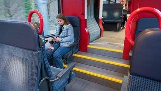Littorail: les nouvelles rames suscitent des critiques