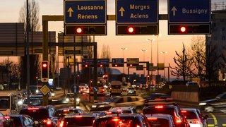 14 milliards de francs pour désengorger les routes nationales